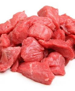 Diced Beef