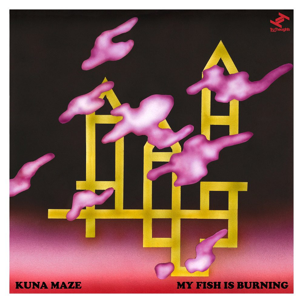 BRUSSELS-PRODUCER KUNA MAZE SHARES NEW EP