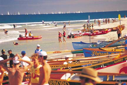 Things to do in Perth visit Scarborough Beach