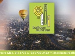 Things to do Melbourne Victoria - Hot Air Ballooning with Balloon Sunrise