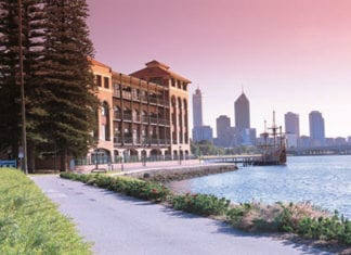 Things to do Perth Western Australia