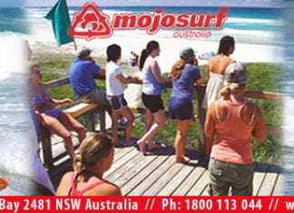 Things to do Byron Bay New South Wales - Surfing Mojo Surf
