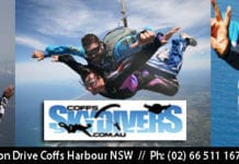 Things to do Coffs Harbour New South Wales - Skydive Mid North Coast