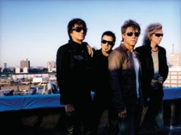 What's on in Sydney New South Wales - Bon Jovi