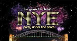 What's on in Sydney New South Wales - NYE Party Under the Stars