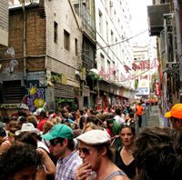 What's on in Perth Western Australia - St. Jerome's Laneway Festival