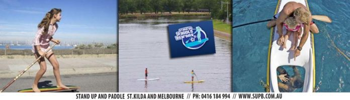 Things to Do in Melbourne Victoria - Stand Up Paddle Boarding