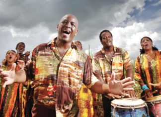 What's on in Cairns Queensland - Creole Choir of Cuba