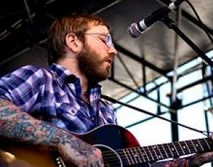 City and Colour performing