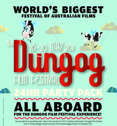 What's on in Sydney New South Wales - The Dungog Film Festival