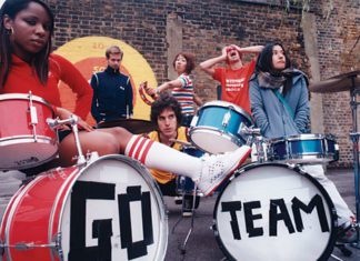 What's on in Melbourne Victoria - The Go! Team