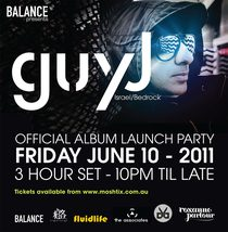 What's on in Melbourne Victoria - Guy J