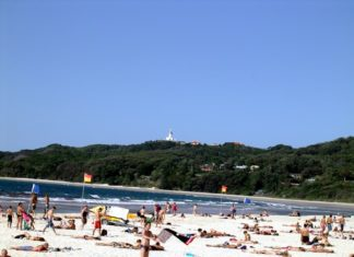 Travels and Tours Australia - Day 15: Byron Bay New South Wales
