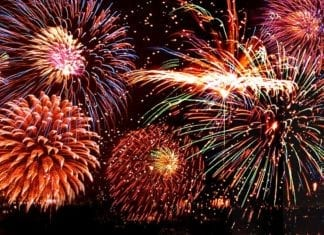 Free Things to Do in Melbourne Victoria - Docklands Fireworks