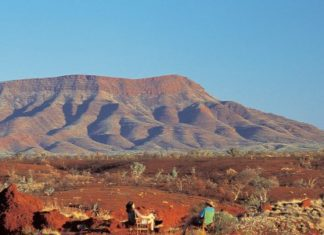 The Pilbara North West Australia