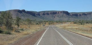 Broome to Darwin tour including the Mitchell Plateau