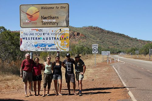 Backpacker Adventure Tours Northern Territory