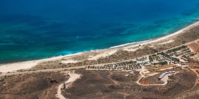 campsites in the ningaloo