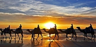 Perth to Broome Tours, Cable Beach