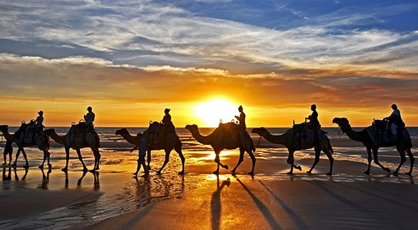 Perth to Broome Coach Tours