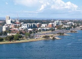 living in South perth