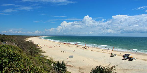 rainbow beach queensland