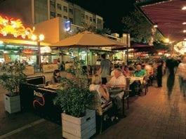 Backpacker Bars and Student Pubs in Perth Northbridge