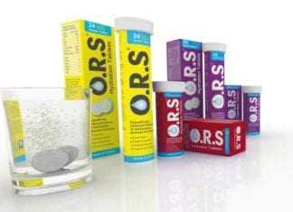 O.R.S Hydration Tablets