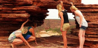 Tours from Perth to Kalbarri