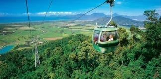 things to do in Cairns skyrail