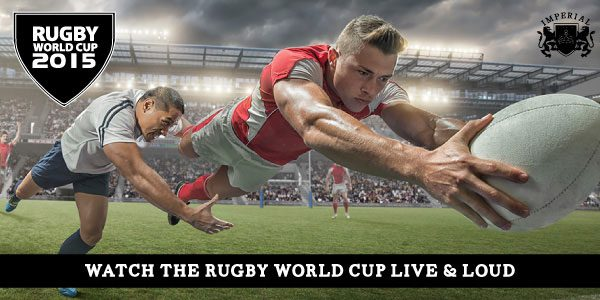 rugby world cup in melbourne