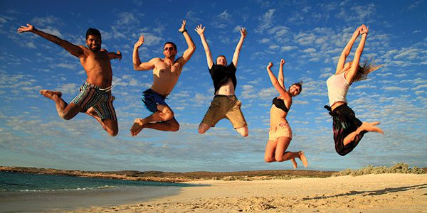 Perth to Exmouth 5 day tour West Coast Cruisers