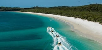 one day whitsunday island tour