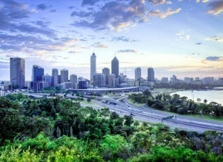 What's on in Kings Park Perth in April Western Australia
