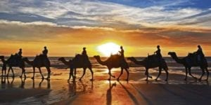 Perth to Broome overland tours