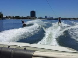 watersports in perth