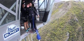 Queenstown Nevis Bungy review