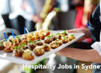 Promo Staff Jobs Sydney for backpackers