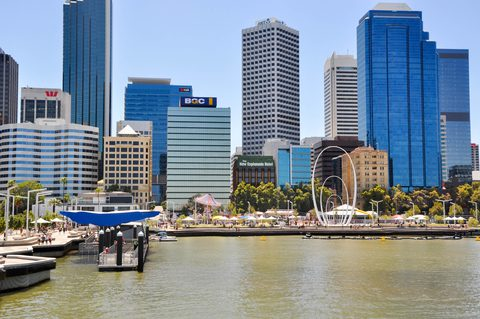 Migrating to Perth