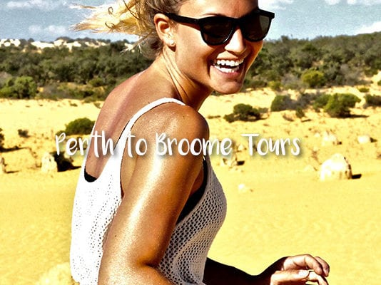 Perth to Broome Adventure Tours Ningaloo Reef Pinnacles Jurien Bay Exmouth