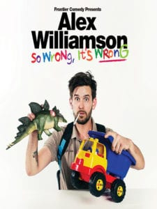 ALEX WILLIAMSON -SO WRONG, IT'S WRONG
