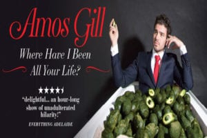 AMOS GILL -WHERE HAVE I BEEN ALL YOUR LIFE?