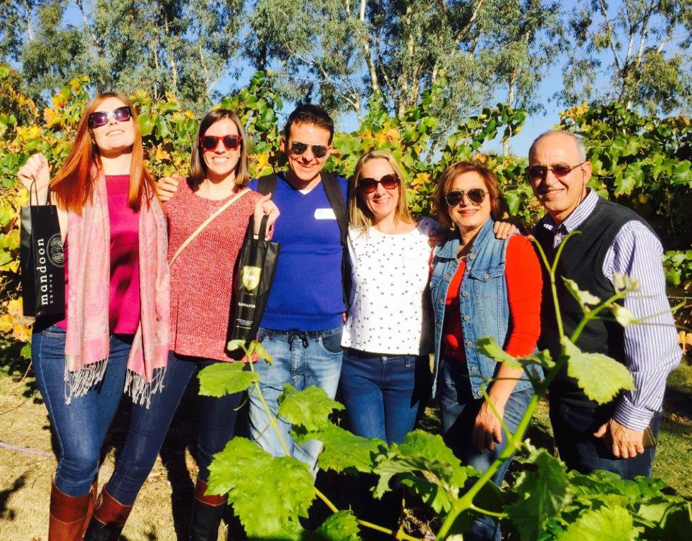 Swan Valley Tours, Wine tours,