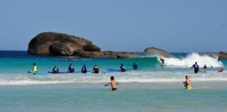Perth to Margaret River tour by Campervan