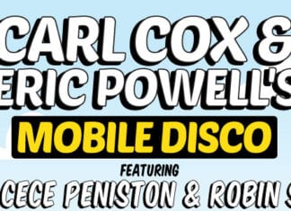 CARL COX & ERIC POWELL ANNOUNCE 'MOBILE DISCO'