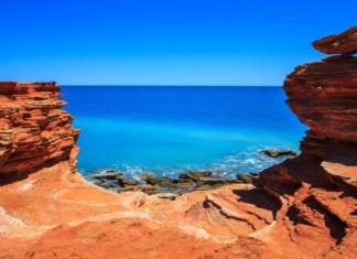 Perth to Broome by campervan