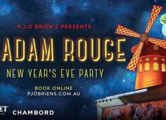Madam Rouge New Year's Eve Party