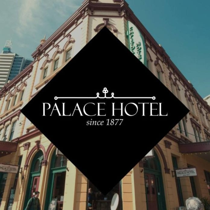 Live Rugby at the Palace Hotel in Sydney Haymarket