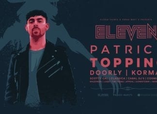 Proud Mary's - Patrick Topping (Outdoor Party) Central Coast