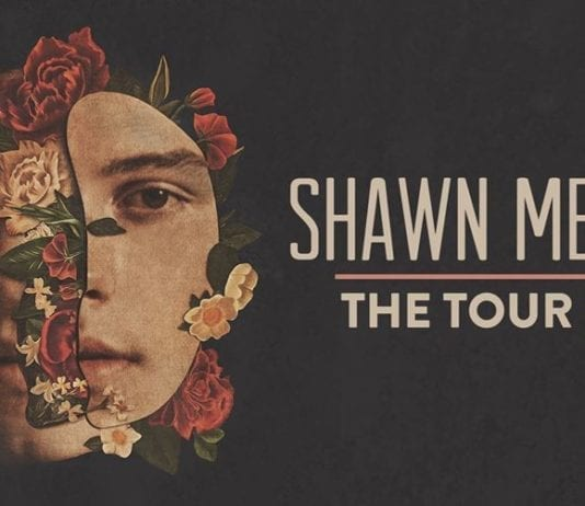 Shawn Mendes At Rod Laver Arena, Melbourne (All Ages)